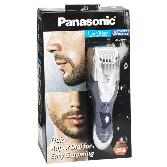 Panasonic Milano Beard Trimmer - ER-GB40S