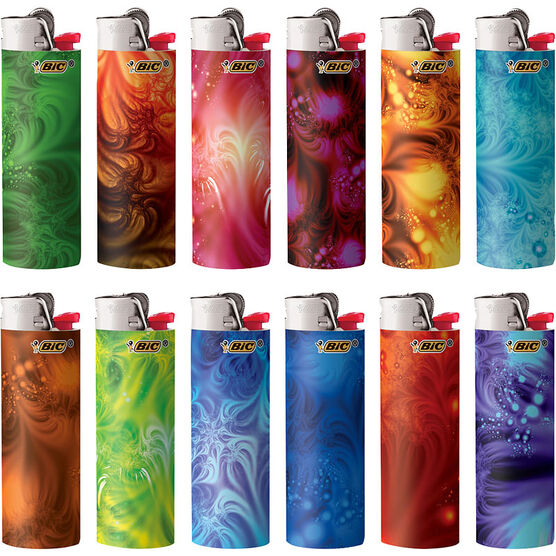 Bic Cosmic Lighter - Single - Assorted