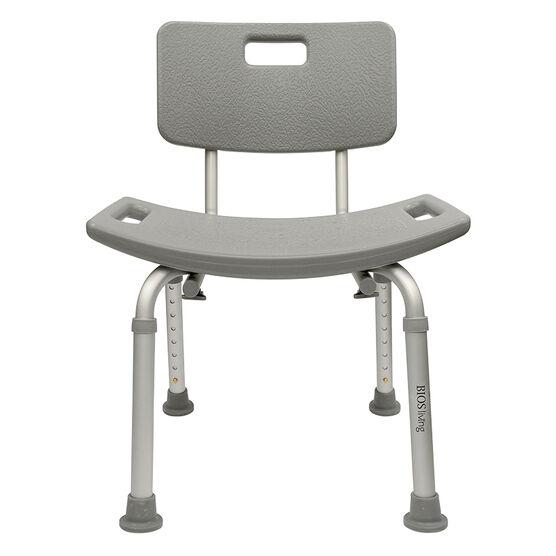 BIOS Living Adjustable Bath Seat with Back Rest - 59001