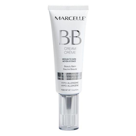 Marcelle BB Cream Beauty Balm - Medium/Dark - 45ml
