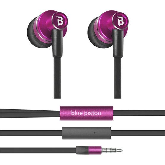 Logiix Blue Piston tuneFREQS - Pink - LGX10977