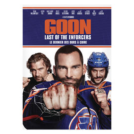Goon: Last of the Enforcers - DVD