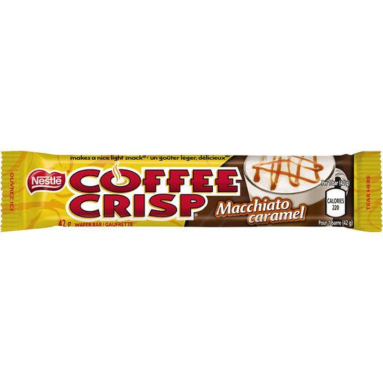 Nestle Coffee Crisp - Caramel Macchiato - 42g