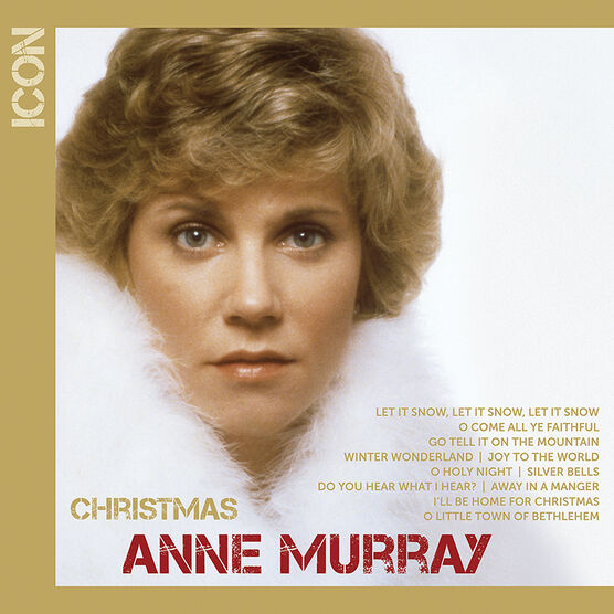 Anne Murray - Icon Christmas - CD