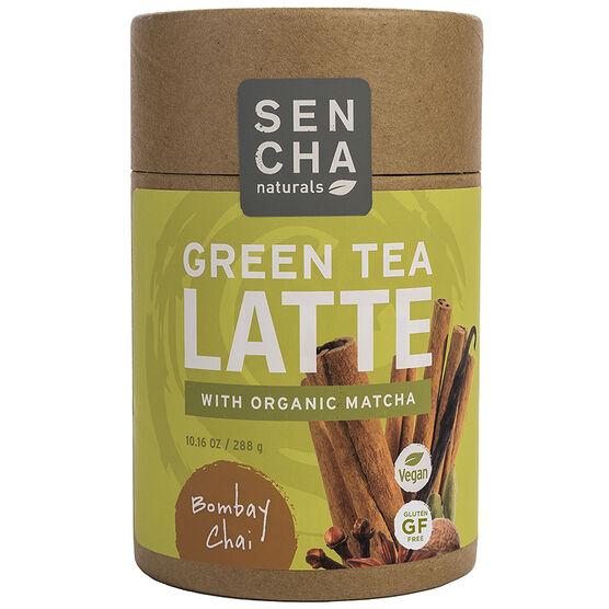 Sencha Naturals Green Tea Latte - Bombay Chai - 288g