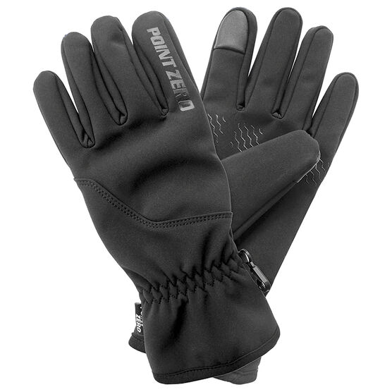Point Zero Men's Fleece Gloves - Assorted
