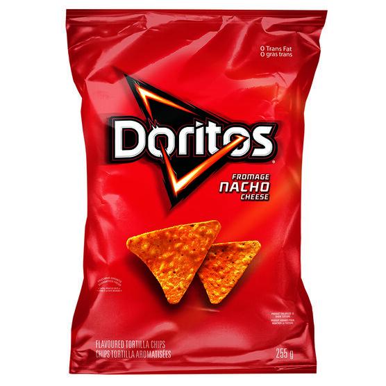Doritos Tortilla Chips- Nacho Cheese - 255g