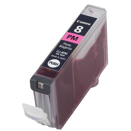 Canon CLI-8PM Photo Ink Cartridge - Magenta - CLI-9PM