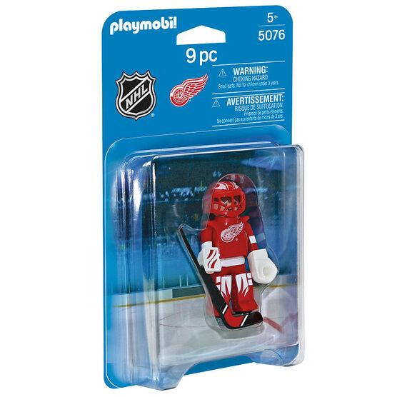 Playmobil NHL Red Wings Goalie - 50762