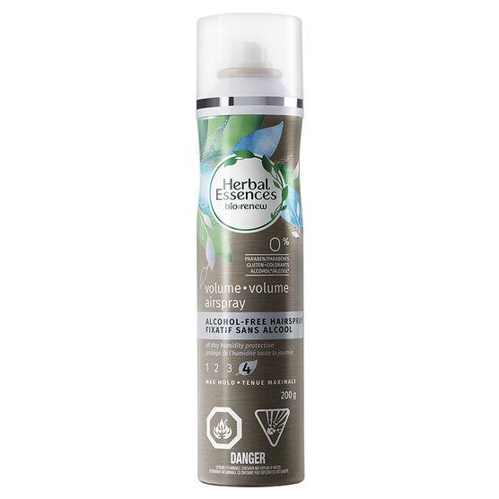 Herbal Essences bio:renew Volume Airspray - Max Hold - 200g