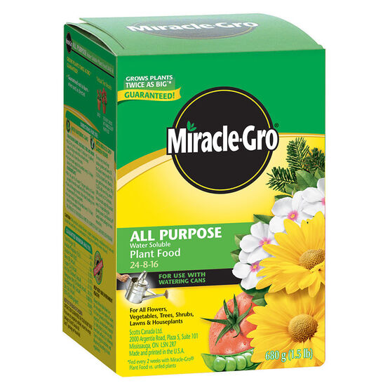 Miracle Gro All Purpose Plant Food - 680g