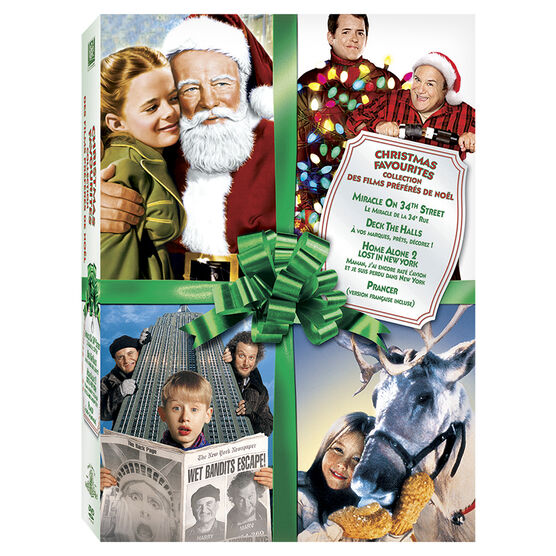 Christmas Favourites Collection - DVD