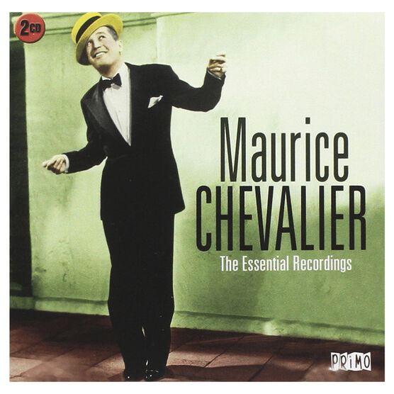 Maurice Chevalier - The Essential Recordings - 2 CD