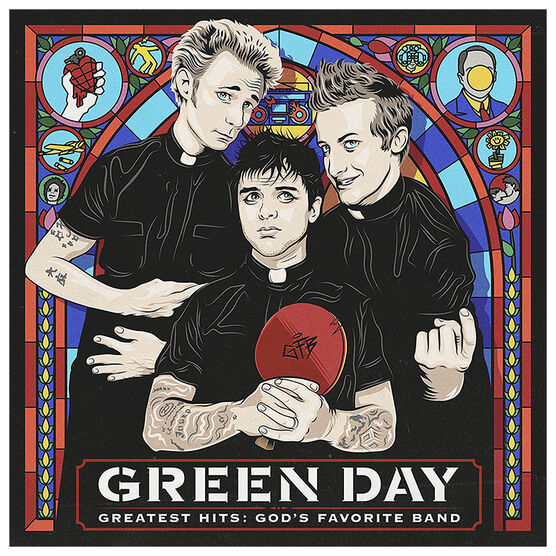 Green Day - Greatest Hits: God's Favorite Band - CD