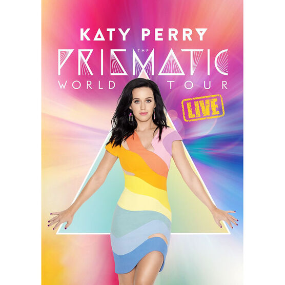Katy Perry - The Prismatic World Tour: Live - Blu-ray