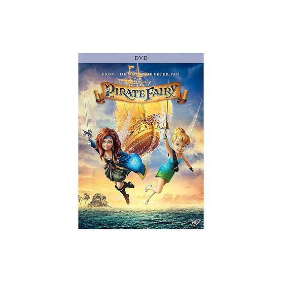 The Pirate Fairy - DVD