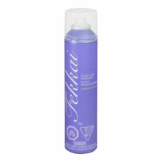 Fekkai Sheer Hold Hairspray - 226g