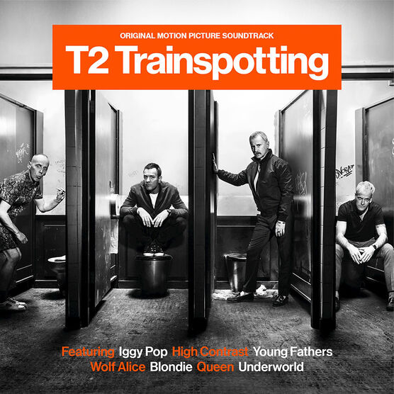 Soundtrack: Trainspotting 2 - CD
