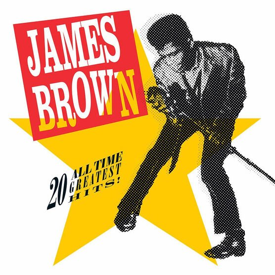 Brown, James - 20 All Time Greatest Hits - Vinyl