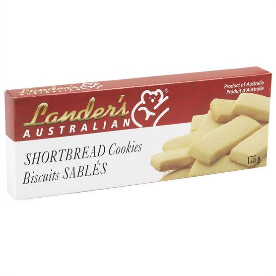 Landers Shortbread Cookies - 175g