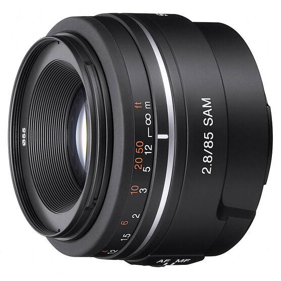 Sony 85mm F2.8 SAM Lens - SAL85F28