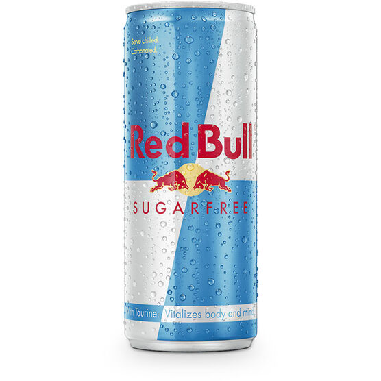 Red Bull Energy Drink - Sugar Free - 473ml