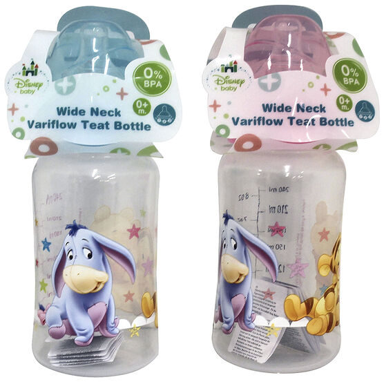 Winnie the Pooh Baby Bottle - 8oz - Assorted