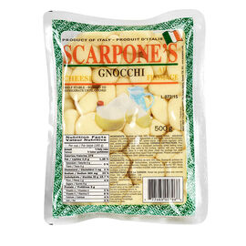 Scarpones Gnocchi - Cheese - 500g