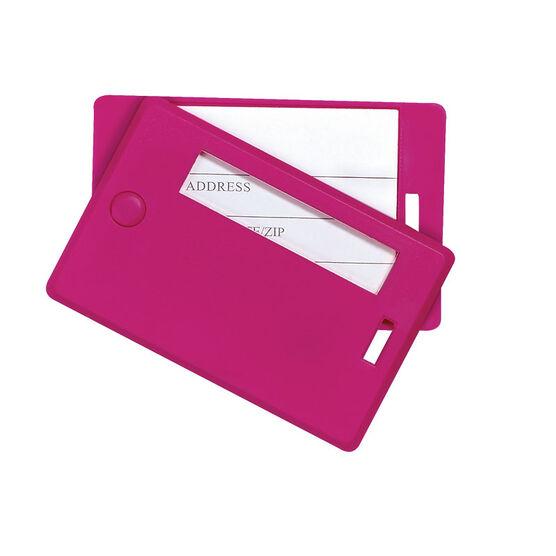 Travel Smart Swivel Identification Tag - Assorted