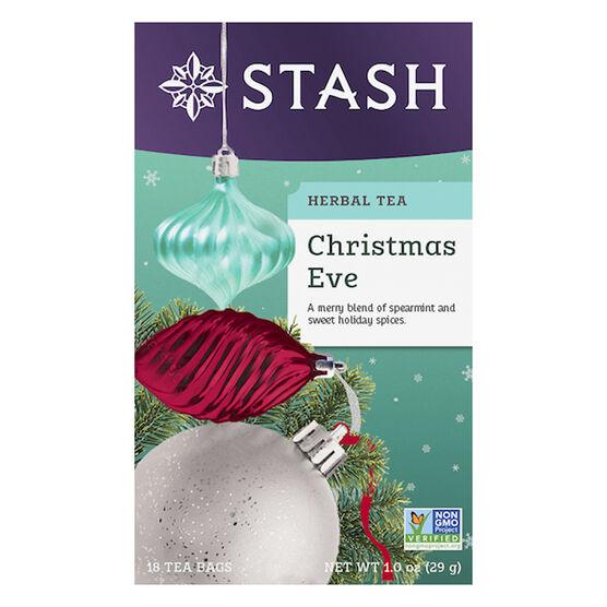 Stash Premium Christmas Eve Herbal Tea - 18's