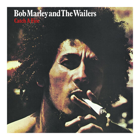 Bob Marley and The Wailers - Catch A Fire - Vinyl