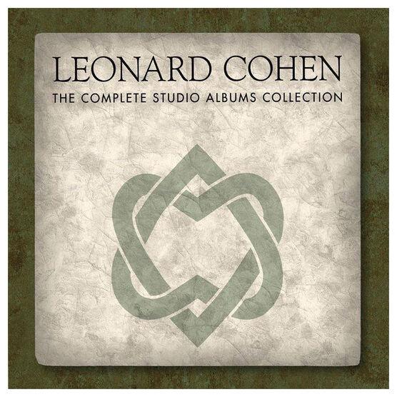 Leonard Cohen - The Complete Studio Album Collection - CD