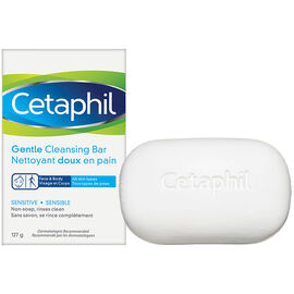 Cetaphil Gentle Cleansing Bar - 127g