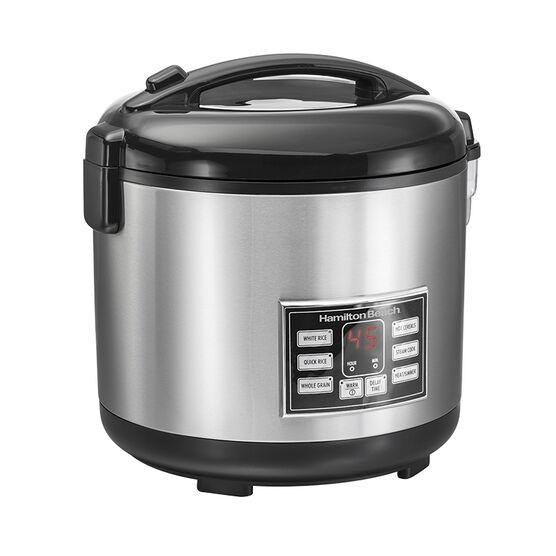 Hamilton Beach Rice/Hot Cereal Cooker - 37543C