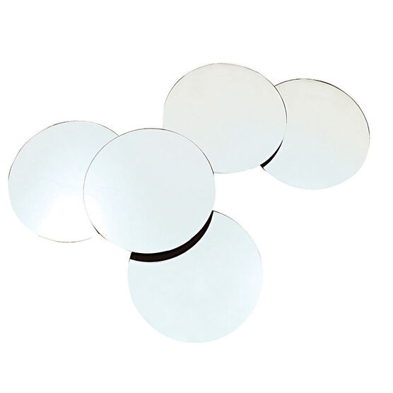 Soleil Circular Mirror Set - Set of 5