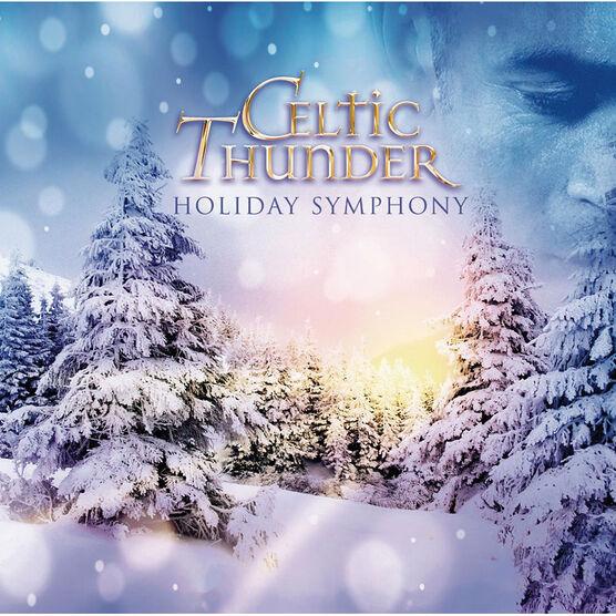 Celtic Thunder - Holiday Symphony - CD