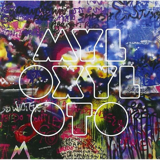 Coldplay - Mylo Xyloto - CD
