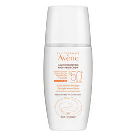Avene Ultra-Light Mineral Lotion SPF 50+ for Face - 50ml