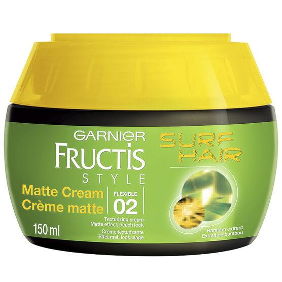 Garnier Fructis Style Surf Hair Matte Texturizing Cream - 150ml