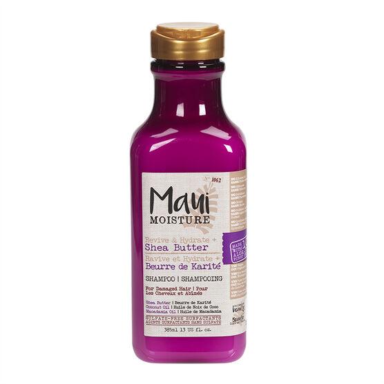 Maui Moisture Heal & Hydrate + Shea Butter Shampoo - 385ml