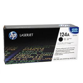 HP Colour LaserJet 2600 Cartridge with ColourSphere Toner - Black - Q6000A