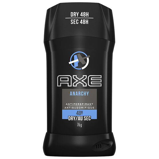 Axe Dry Anti-Perspirant Stick - Anarchy - 76g