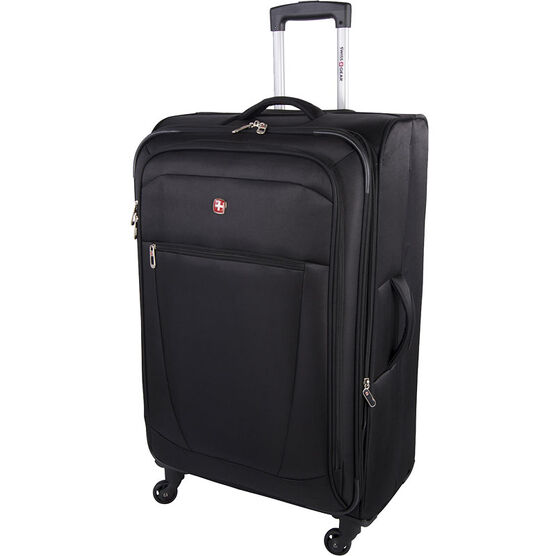 """Swiss Gear Payerne Collection 28"""" Upright - Black - SW46478"""
