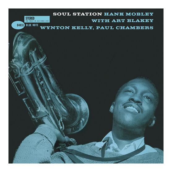 Hank Mobley - Soul Station - Vinyl