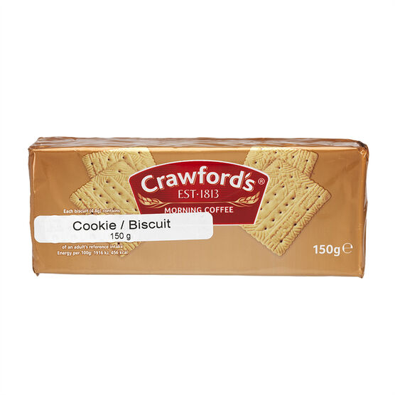 Crawford's Morning Coffee Biscuit - 200g
