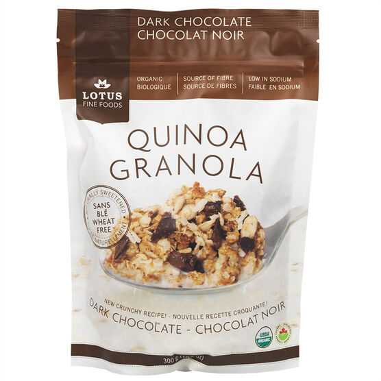 Lotus Granola - Dark Chocolate - 300g