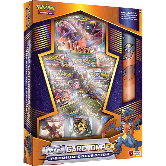 Pokémon Premium Collection - Mega Garchomp EX - Assorted