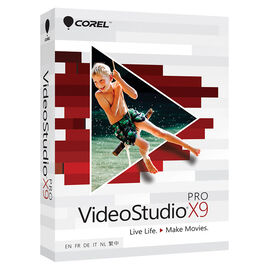 Corel VideoStudio Pro X9 - 8132845