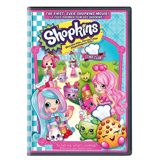 Shopkins: Chef Club - DVD