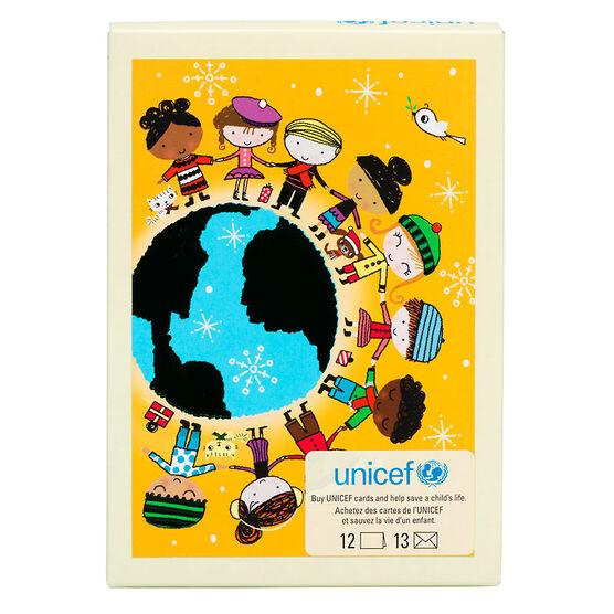 Unicef Kids Pets Around the Glove
